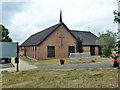 SU7349 : St George & St Michael Church, RAF Odiham by Robin Webster