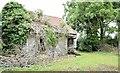 J5272 : Derelict cottage, Loughries, Newtownards - July 2015(2) by Albert Bridge