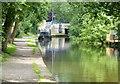 SJ8840 : Canal near Hemheath Bridge No 106 by Mat Fascione