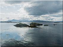 "NG7528 : Near ""Coolin View""at Badcaul by Julian Paren"