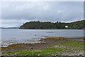 NG8681 : Sea shore at Sròn Dubh by Nigel Brown