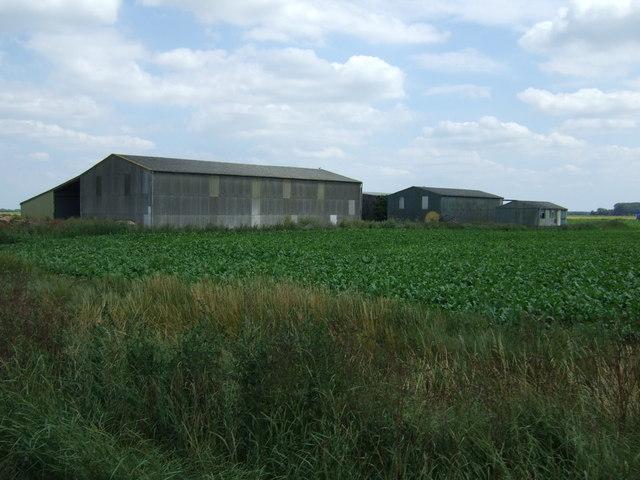 Cross Bank Farm
