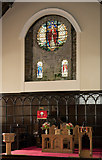 NR8668 : Tarbert Parish Church (2) by The Carlisle Kid