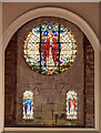NR8668 : Tarbert Parish Church (7) by The Carlisle Kid