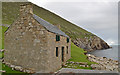 NF1099 : The Storehouse, Hirta by John Allan