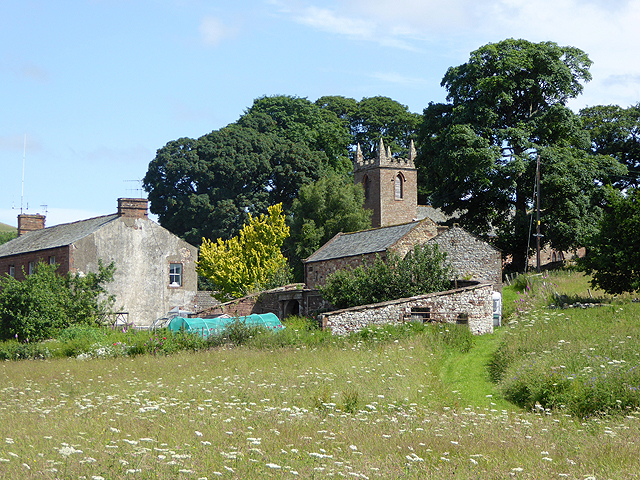 St Cuthbert's Church, Dufton