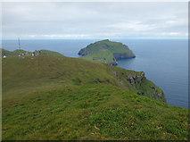 NA0900 : Western slope of Conachair by John Allan
