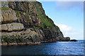 NF1199 : Rubha an Uisge by John Allan