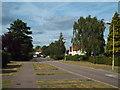 TL2312 : Handside Lane, Welwyn Garden City by Malc McDonald