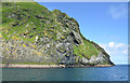 NA1505 : East side of Boreray by John Allan