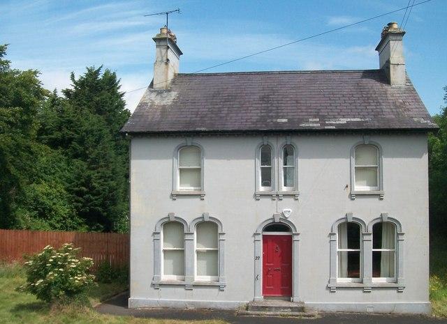 Victorian Detached House On Church Road Ballynahinch