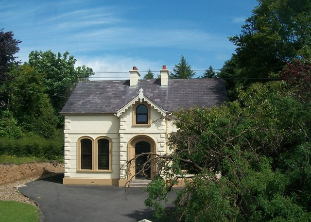 Victorian House In Church Road Ballynahinch