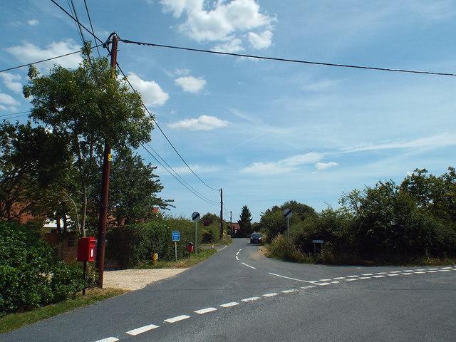 Mill Lane, Bradfield Heath