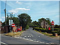 TM1430 : No entry signs, Bradfield by Malc McDonald