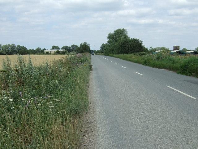 College Road (B1160)