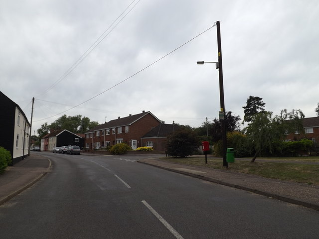 Norwich Road, Horsham St.Faith