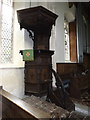 TM2472 : St.Mary's Church Pulpit by Adrian Cable