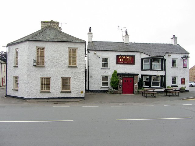 Golden Fleece, Brough