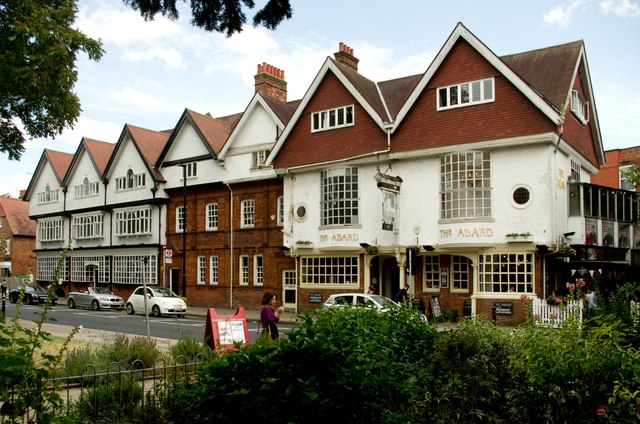 """The Tabard"" public house, Bedford Park"