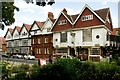 """TQ2178 : """"The Tabard"""" public house, Bedford Park by Jim Osley"""
