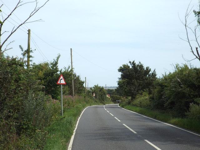 Cross Hill, near Great Oakley