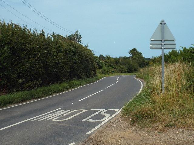B1414 Harwich Road, near Beaumont