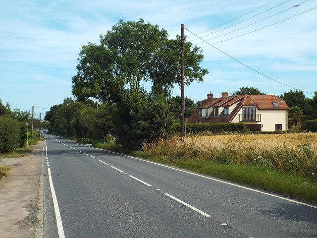 Harwich Road, Beaumont