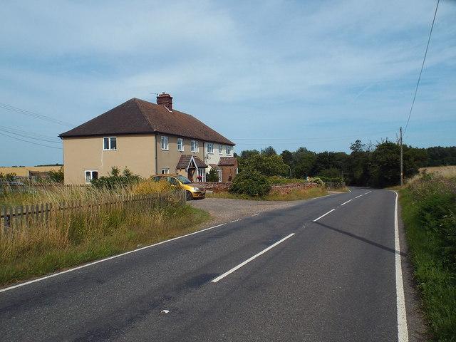 Thorpe Road, near Tendring