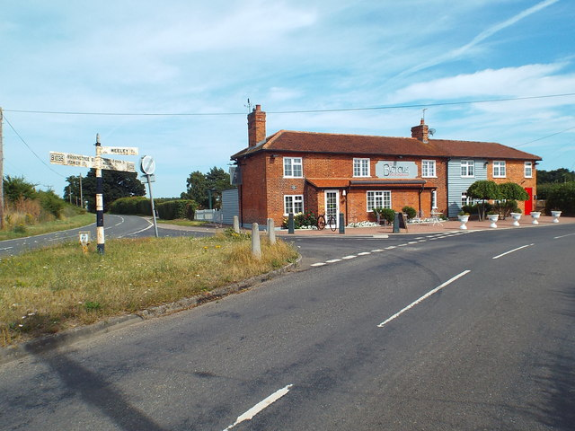 The Bicycle, Tendring