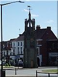 SP2871 : The Clock Tower by Stuart Shepherd
