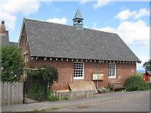 NT6775 : Spott Community Hall by M J Richardson