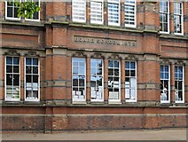 SK3436 : Derby - Ashgate Primary School by Dave Bevis