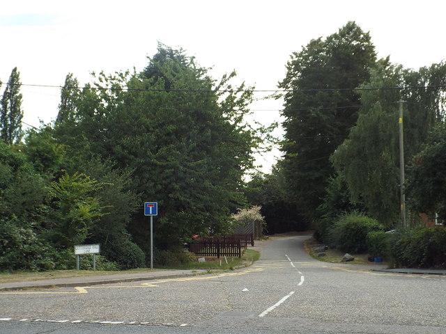 Gutteridge Hall Lane, Weeley