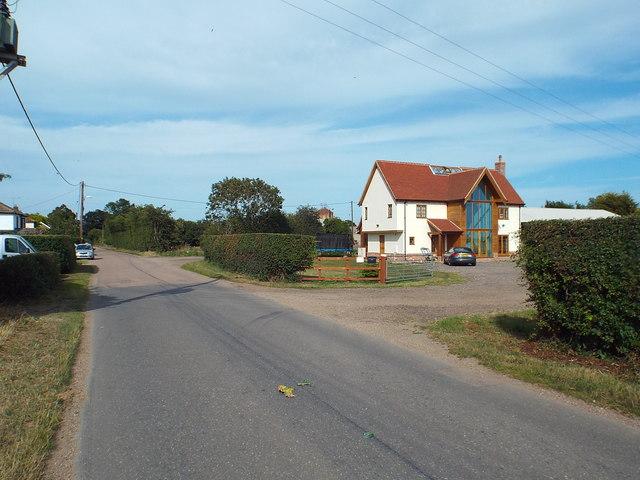 Rectory Road, Row Heath, near Clacton