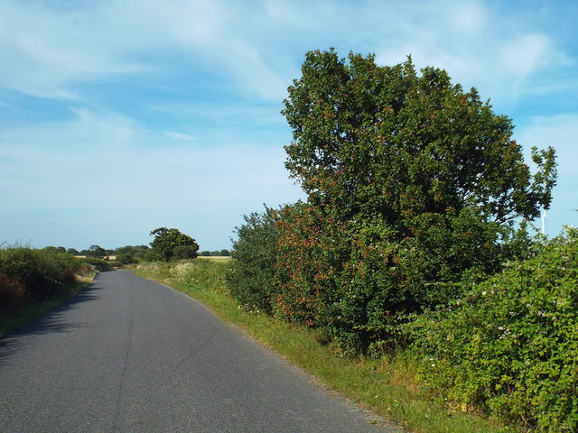 Clay Lane, near St. Osyth