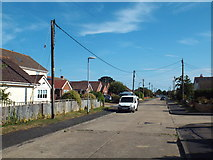 TM1216 : St. Clair's Road, St. Osyth by Malc McDonald