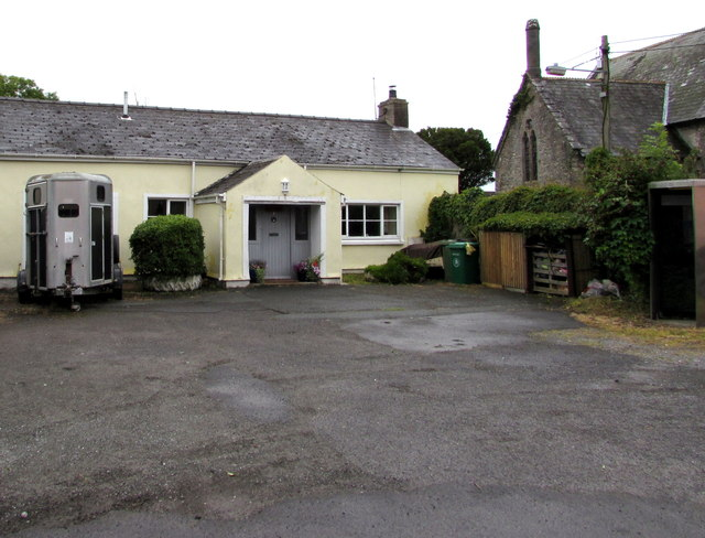 The Old School, Lamphey