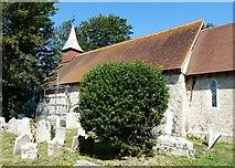 SZ8097 : Church of the Assumption - Southern façade by Rob Farrow