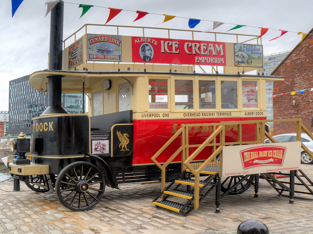 Steam Powered Ice Cream Emporium