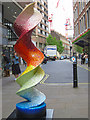 TQ2980 : Ted's Helix of Haberdashery, Broadwick Street by Oast House Archive