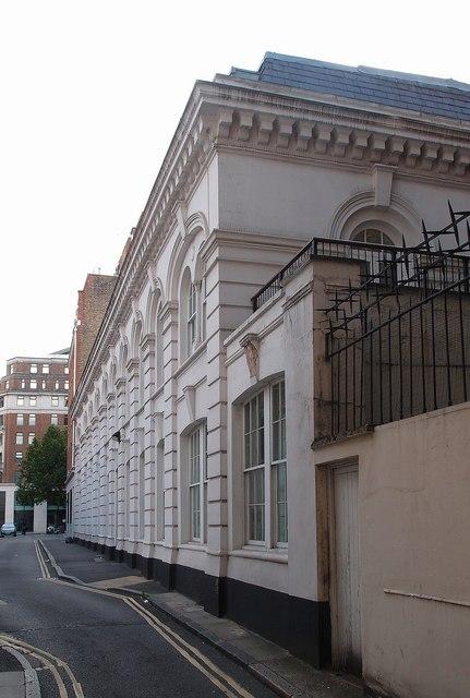 Former warehouse, Barter Street, London WC1