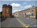 SO8376 : Castle Road, Kidderminster by Chris Allen