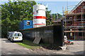 SU9666 : Redevelopment, Sunningdale by Alan Hunt