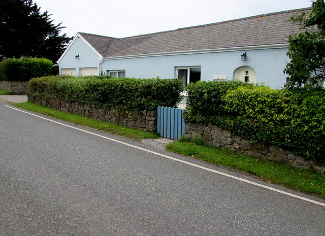 Portclew Lodge near Freshwater East