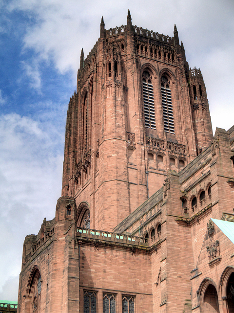 The Tower, Liverpool Cathedral