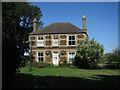 TF5603 : House by Barroway Drove by Hugh Venables