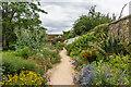 ST9168 : Botanic garden, Lacock Abbey by Ian Capper