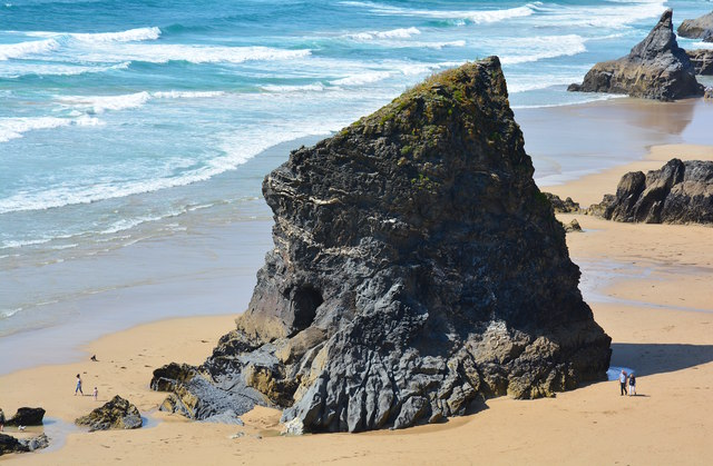 Bedruthan Step: Redcove Island