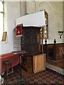 TM1469 : All Saints Church Pulpit by Adrian Cable