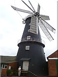 TF1443 : Heckington Windmill by Oliver Mills